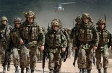 NATO tiến hành một loạt cuộc tập trận quân sự ở châu Âu