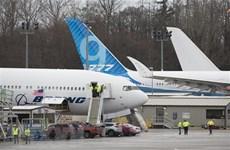 Boeing kéo dài thời gian ngừng sản xuất tại bang Washington