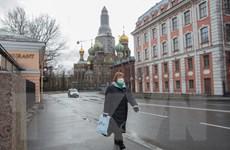 Số người nhiễm virus SARS-CoV-2 tại Nga tiếp tục tăng nhanh