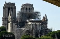 Ngổn ngang năm đầu phục dựng di sản thế giới Nhà thờ Đức Bà Paris