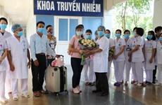 """""""Cuộc chiến"""" chống dịch COVID-19 tại Việt Nam: 100 ngày nhìn lại"""
