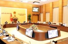 UBTV Quốc hội ban hành 2 nghị quyết phê chuẩn, điều động nhân sự