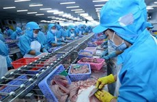 Xuất khẩu thủy sản 4 tháng đầu năm giảm 10% do dịch COVID-19