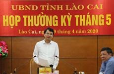 Lào Cai: Nhiều giải pháp thúc đẩy kinh tế-xã hội hậu dịch COVID-19