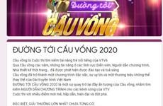 """VTV6 khởi động chương trình """"Đường tới cầu vồng"""" 2020 phiên bản mới"""