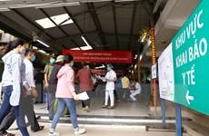 [Photo] Bệnh viện Bạch Mai trong ngày đầu trở lại khám chữa bệnh