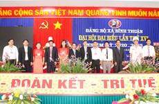 Tỉnh Đắk Lắk tổ chức Đại hội đảng bộ điểm cấp cơ sở