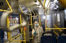 Dịch COVID-19: Số ca nhiễm tại Ukraine, Belarus tiếp tục tăng