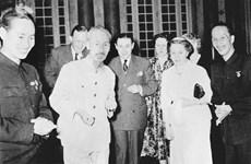 Ngoại giao Hồ Chí Minh: Những câu chuyện về một nhân cách lớn