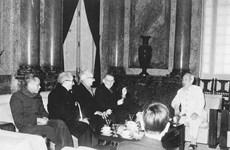 Tọa đàm về ảnh hưởng của Chủ tịch Hồ Chí Minh trong đối ngoại