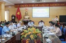 Công bố kết quả nghiên cứu, giải quyết sụt lún đất tại huyện chợ Đồn