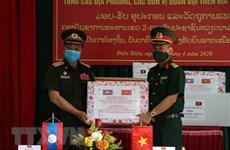 Quảng Ngãi hỗ trợ tỉnh Champasack phòng, chống dịch COVID-19