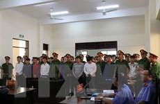 Tiền Giang: Tuyên án vụ 28 đối tượng gây rối trật tự công cộng