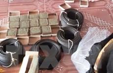 Quảng Bình khởi tố, bắt tạm giam 3 đối tượng mua bán trái phép chất nổ