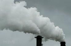 Nồng độ khí thải CO2 trong tháng Năm tăng trở lại ở mức kỷ lục