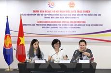 ASEAN tăng phòng chống bạo lực gia đình trong bối cảnh dịch COVID-19