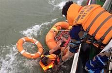 Quảng Ninh thông tin vụ va chạm của xuồng Cảnh sát đường thủy
