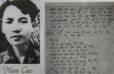 Xây danh mục nhân vật truyền thông cho bộ Địa chí quốc gia Việt Nam