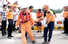 Hải Phòng: Phát hiện thông tin quan trọng xác định vị trí tàu cá chìm