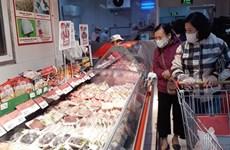Cho phép nhập khẩu lợn sống từ Thái Lan kể từ ngày 12/6