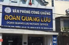 Lâm Đồng: Bắt tạm giam trưởng phòng tư pháp tỉnh về hành vi lừa đảo