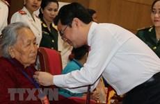 Long An: Trao tặng, truy tặng danh hiệu Bà mẹ Việt Nam Anh hùng