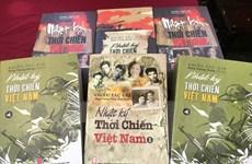 Gặp mặt nhân chứng lịch sử và giới thiệu Nhật ký thời chiến Việt Nam