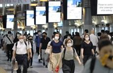 Nhật Bản: Thủ đô Tokyo ghi nhận hơn 100 ca mắc COVID-19 mới