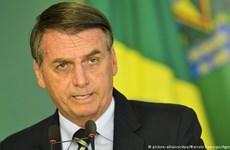 CNN Brazil: Tổng thống Jair Bolsonaro có triệu chứng mắc COVID-19