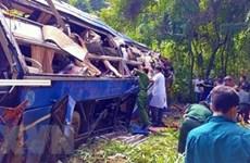 Vụ xe khách rơi xuống vực tại Kon Tum: Thêm 1 nạn nhân tử vong