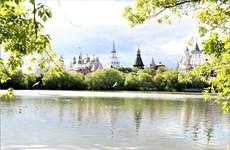 Thành phố xanh Moskva: Điểm đến tuyệt vời hấp dẫn du khách