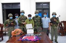 Hà Tĩnh: Phát hiện hai vụ vận chuyển trái phép ma túy trong một ngày