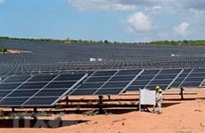 Công nghiệp năng lượng là điểm sáng kinh tế của tỉnh Ninh Thuận
