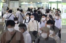 Thủ đô Tokyo cảnh báo cao nhất về nguy cơ lây lan dịch COVID-19