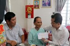 Đà Nẵng: Hơn 20 tỷ đồng thăm hỏi, tặng quà đối tượng chính sách