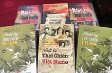 Tọa đàm gặp mặt các tác giả bộ sách Nhật ký thời chiến Việt Nam