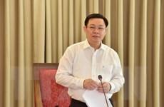 Góp ý vào dự thảo Văn kiện Đại hội Đảng bộ Hà Nội lần thứ XVII