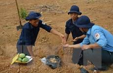 Hành trình không mỏi đi tìm đồng đội hy sinh ở Campuchia