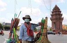 Campuchia: Hơn 23 triệu USD hỗ trợ người nghèo trong dịch COVID-19