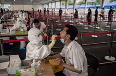 Trung Quốc đại lục ghi nhận thêm 68 ca mắc COVID-19 mới