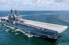 Thời điểm để Mỹ xây dựng liên minh hàng hải tại châu Á