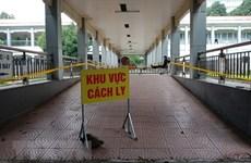 Tây Ninh: Đã bắt được tài xế xe container trốn khỏi khu cách ly y tế