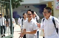 Hà Nội công bố điểm chuẩn vào lớp 10 chuyên năm học 2020-2021