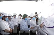 Thủ tướng lần thứ 3 kiểm tra tiến độ cao tốc Trung Lương-Mỹ Thuận
