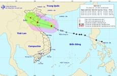 Áp thấp nhiệt đới mạnh lên thành bão số 2, Bắc Bộ có khả năng có lốc