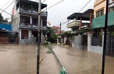 Tập trung khắc phục hậu quả bão số 2, ổn định cuộc sống người dân