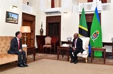 Từ truyền thống hữu nghị tới hợp tác phát triển Việt Nam-Tanzania