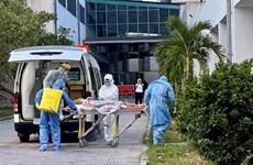 Bệnh viện Trung ương Huế nỗ lực điều trị cho bệnh nhân mắc COVID-19