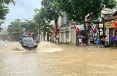 Mưa lũ lớn tại tỉnh Sơn La, một người bị nước cuốn trôi