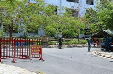 [Photo] Quảng Nam thắt chặt kiểm soát để phòng, chống dịch an toàn